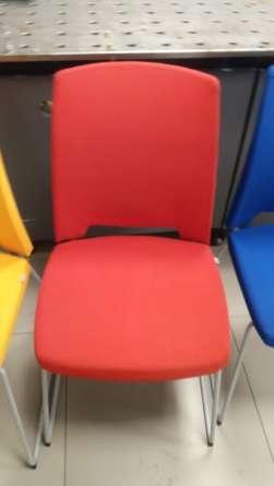 Офисный стул после чистки