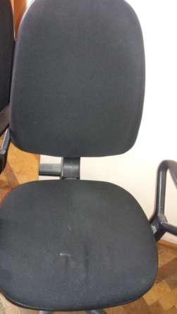 Химчистка офисного кресла